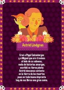 5CALAVERITA ASTRID LINDGREN