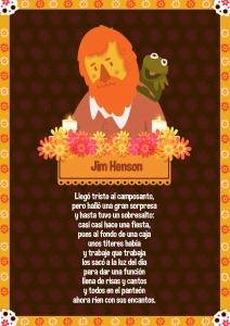 4CALAVERITA JIM HENSON