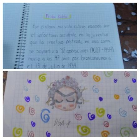 Danae,9 años, Ciudad de México