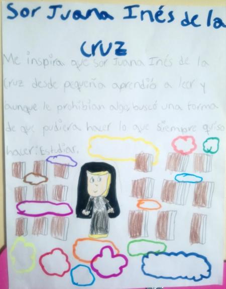 Karla Sofía, 7 años, Ciuda de México