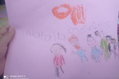 Natalia Aline, 6 años, Querétaro