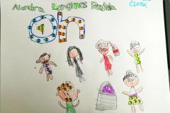 Alondra, 6 años, Ciudad de México