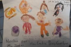 María Emilia, 6 años, Colima
