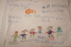 María Fernanda, 6 años, Estado de México