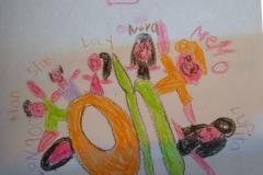 María Isabel, 6 años, Morelos