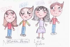 Maria Reneé, 8 años, Tlaxcala