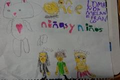 Melanie, 7 años, Estado de México