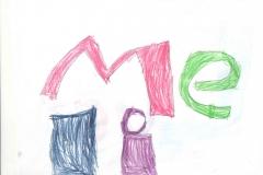 Melina, 6 años, Ciudad de México