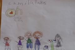 Metzli Camila, 7 años, Ciudad de México