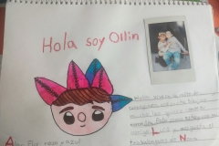 Ollin, 8 años, Ciudad de México