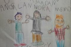 Ollinca, 6 años , Ciudad de México