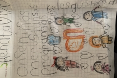 Renata, menor de 6 años, Estado de México