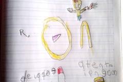 Rodrigo, 6 años, Estado de México