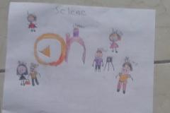 Selene, 7 años, Michoacán