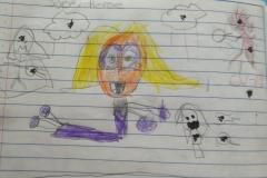 Ximena, 6 años, Ciudad de México