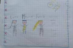 Esme, 7 años, Estado de México