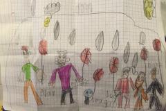 Leonardo, 6 años, Estado de México