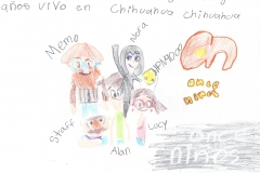 Natalia, 7 años, Chihuahua