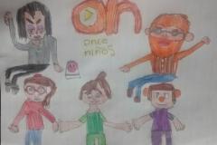 Saraí, 6 años, Estado de México