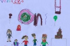 Valeria, 8 años, Ciudad de México