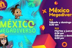 México_Megadiverso