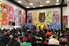 El pasado 2 de septiembre Once Niños visitó la FIL del IPN