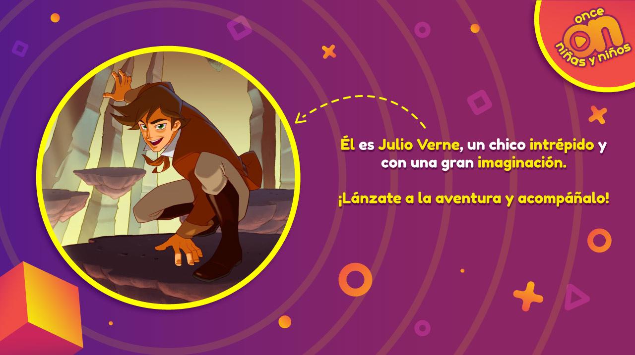 Las extraordinarias aventuras de Julio Verne
