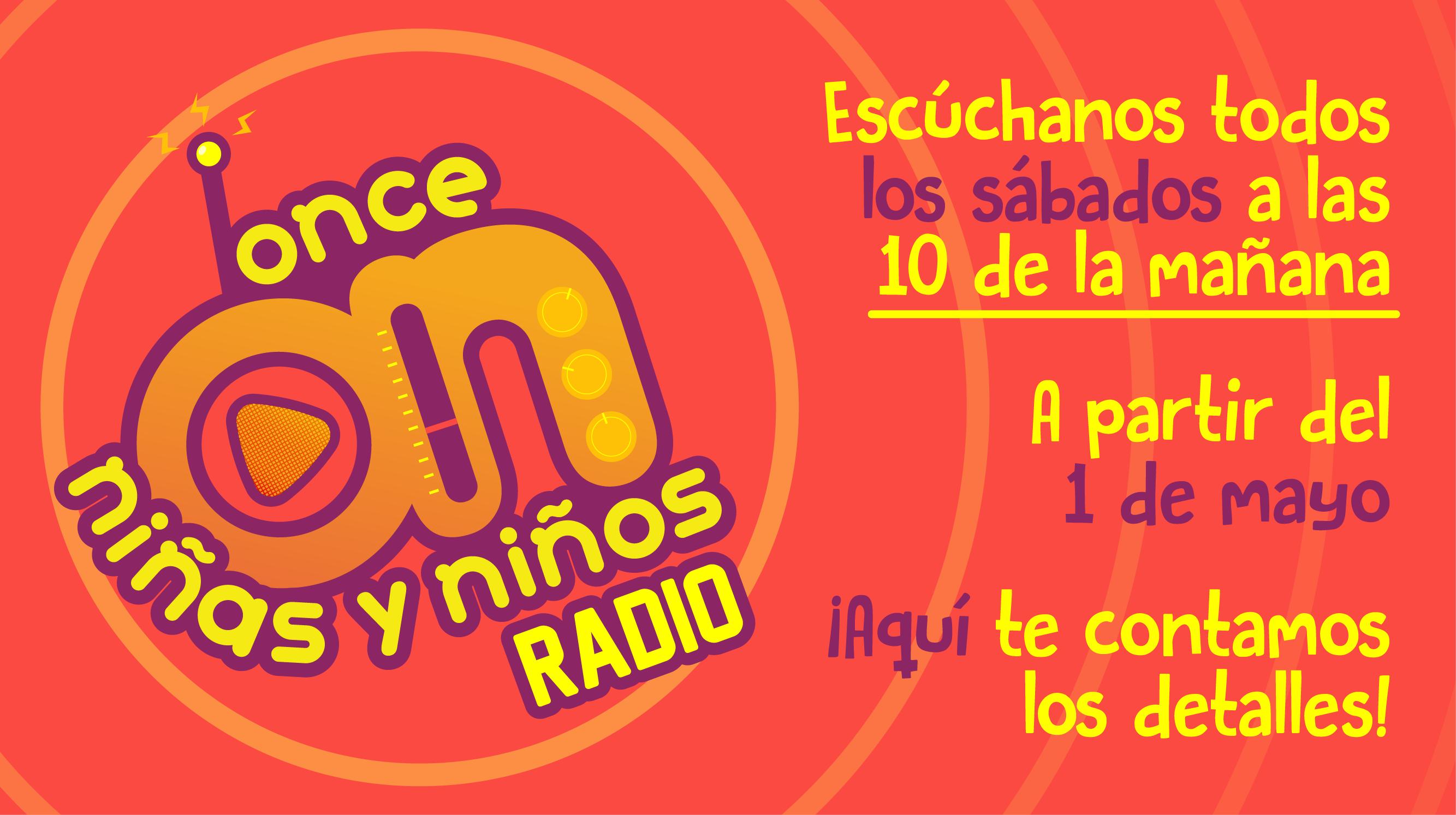 ONN Radio ¡A partir del 1 de mayo!